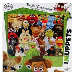 The Muppets 63 pc. Puzzle$9.99
