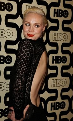 THE TALENTED GWENDOLINE CHRISTIE ~ I'M REALLY LOVING HER CHARACTER
