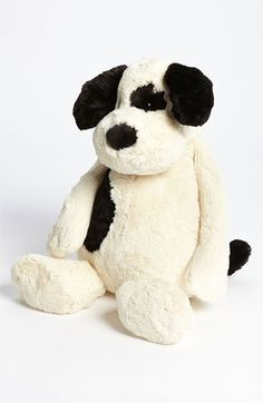 Jellycat 'Bashful Puppy - Large' Stuffed Animal available at #Nordstrom
