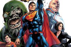 Uma das melhores batalhas do Superman contra Apocalipse.