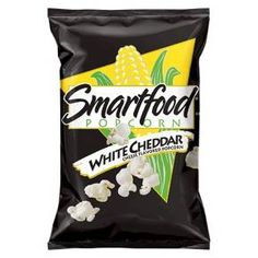 Buy Frito Smartfood White Cheddar Popcorn at Mighty Ape NZ Eat healthy but don't give up all the naughty things you love! Ingredients: Allergy Information: Contains one bag of Frito Smartfood White Cheddar . White Cheddar Popcorn, Cheese Popcorn, White Cheddar Cheese, Churros, Smartfood Popcorn, Supermarket, Pop Corn, Flavored Popcorn, Ben And Jerrys Ice Cream