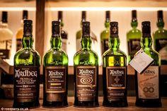 Scottish distillery Ardbeg creates world's first whisky VAPOUR