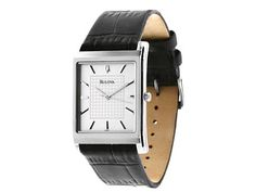 Bulova Men's Watch. $100. 40% off. [was $165]. #Bulova #mens #watches #classic #leather #quality #style #sale