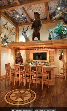 Zay favorite things on pinterest mammals sheep and big for Big game room
