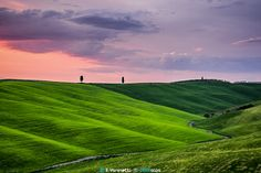 Tuscan hills by Francesco Vaninetti on 500px