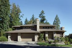 Outlook Prairie Style Home Plan 011S-0050 | House Plans and More