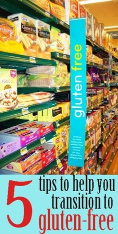 Overstuffed: Five Tips to Help You Transition to Gluten-Free