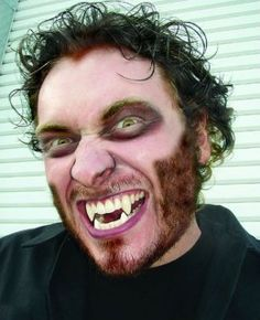 Baby werewolf | Halloween make up & costumes by me | Pinterest ...