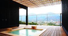 金の竹 温泉付き客室