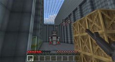 Have you ever heard about the serious damage of mechanical redstone robots? You can see this happens in Mechanic Apocalypse 3 [Adventure] Map, the continuation of Mechanic Apocalypse. In this map, you have a chance to discover the origin of redstone robots at the laboratory. Let's give this game... https://mcpebox.com/mechanic-apocalypse-3-adventure-map-minecraft-pe/