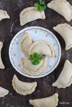 Pierogi mit Kartoffel-Sauerkraut-Füllung – Raspberrysue