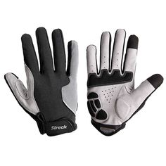 Sireck Tour de France Cycling Gloves Men/Women Touchscreen Full Finger Motorcycle MTB Bike Gloves Bicycle Glove Gel Shockproof
