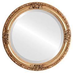 20x20 Round Wall Mirror, Wall Mounted Mirror, Round Mirrors, Mirror Mirror, Ornate Mirror, Beveled Mirror, Round Picture Frames, Round Frame, Mirror Store