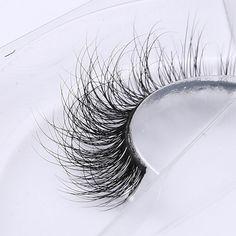 Mink Eyelashes, Thick Lashes, Fake Lashes, Flutter Eyelashes, Eye Shapes, Manado, Beauty Essentials