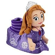 Disney Toddler Girl's Socktop Slipper Sophia - Purple at Kmart.com