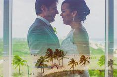 Wedding at the Sonesta Hotel Fort Lauderdale, Florida | Photography by Moriah Cuda Photography