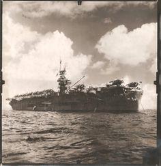 USS Chenango CVE-28, 8-31-45 [1,372 × 1,418] - Imgur