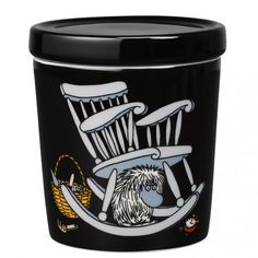 Size: L Material: ceramic Rubber seal Illustration by Tove Slotte based on original drawings by Tove Jansson. Arabia ceramics are dishwasher, microwave, oven and freezer safe. Moomin Shop, Moomin Mugs, Panda Cupcakes, Tove Jansson, Inspiring Things, Animal Drawings, Pottery, Scandinavian, Ceramics