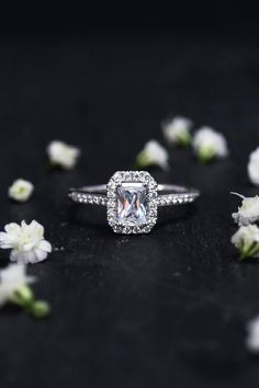 Work with our designers & craftsmen at Nightingale to create the bespoke engagement ring of your dreams!