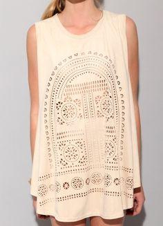 hippie chic blouse