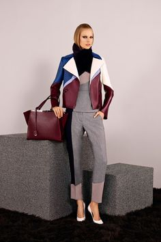 Fendi Pre-Fall 2014 Collection Slideshow on Style.com