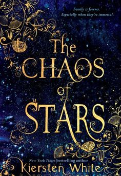 The Chaos of Stars Official Stuff – Author – Kiersten White Pages – 352 Series – Unknown at this time Publisher – HarperTeen Expected Release Date – September 10th, 2013 Isadora's family is s…