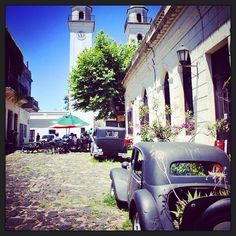 DAY 23 - A lovely day in Colonia del Sacramento, Uruguay