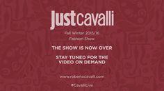 Just Cavalli Fall Winter 2015/16 Milan Fashion Week LIVE Streaming - http://www.bestfashionweek.com/fashionweek/just-cavalli-fall-winter-milan-fashion-week-live-streaming.html -