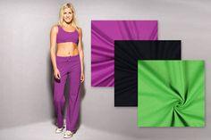 Jersey - Tecido de malha leve e ligamento simples. Muito usado para lingerie.