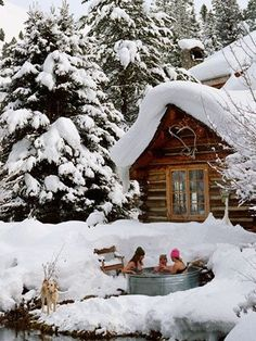 7 off the radar vacation spots - what a cabin! www.hbdomestic.com
