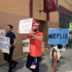 March in #Austin #FreeTheMovies #sxsw2016 #SXSW #Austin by movieswap
