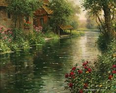 THE END OF THE VILLAGE, BY LOUIS ASTON KNIGHT