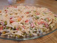 ✿ ❤ Erişte Salatası tarifi