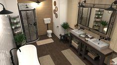 Battle, Detail, Mirror, Bathroom, Furniture, Design, Home Decor, Washroom, The Moon
