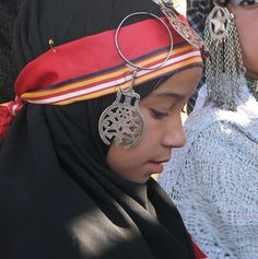 Berber girl by Cee, via Flickr