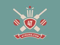 Cricket Crest/Logo  by Dean Robinson
