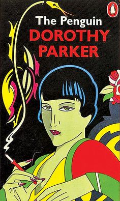 Dorothy Parker...I wonder the title of the book became Prince's song inspiration.