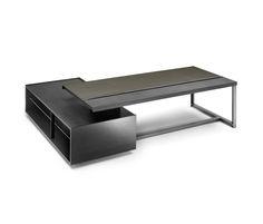 Jobs President Desk - Executive desks by Poltrona Frau | Architonic
