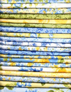 Summer Breeze Fat Quarter Bundle- 20