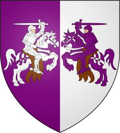 House Farring is a noble house of the crownlands. According to semi-canon sources, they blazon their arms with per pale purple and white, two knights combatant with swords, House Sigil, The Winds Of Winter, Alice And Wonderland Quotes, Game Of Thrones Houses, Family Crest, Coat Of Arms, Knight, Banner, Games