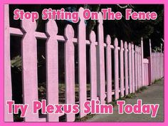 Sitting on the fence? Join Plexus this weekend and receive FREE shipping on your Welcome Kit! Ask me how at elizabethpennywell@gmail.com