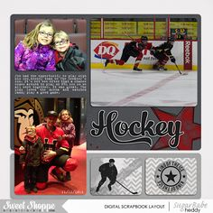 Slapshot by Libby Pritchett, Words and Pictures 2-Page #7 by Misty Cato