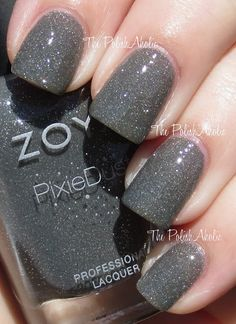 Zoya London With all white/gray/black or maybe burgundy red outfits - wow love this!