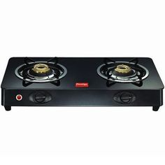 Buy online #Prestige #Gas Stove GT 02 AI 2 Burner @ luluwebstore.com for Rs.4,900/-