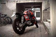 Inazuma café racer: K100 Special by Espresso Motorcycles
