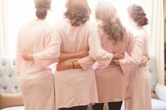 Christinas Bridal Party | Hair and Makeup Hair by Nicole