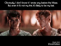 Newt's letter to thomas