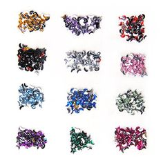 Coscelia New Moon Rhinestones 2mm Nail Art Decoration *** Find out more details @ http://www.amazon.com/gp/product/B00RGMGNCE/?tag=christmasdecor1-20&pvw=190816214816