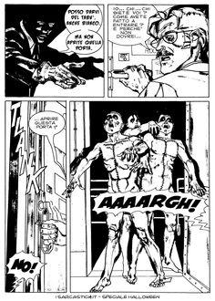 Pagina 22 - L'alba dei morti viventi - lo speciale #Halloween de #iSarcastici4. #LuccaCG15 #DylanDog #fumetti #comics #bonelli