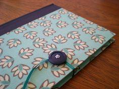 bookbinding - encuadernacion artesanal